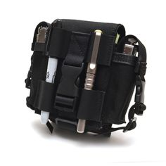 The Skinth CA (Catch All) is a carry solution for anyone who wants everything at the ready on their belt or pack, it's the biggest Skinth we make! The Skinth Catch All organizes your gadgets, top coil 3″x5″ notepad, medium sized multi-tool, flashlights, pens, pencils, kitchen sinks and other small items you would need on your day to day. All of this gear bundled in to one compact, easily accessible package. The Catch All is constructed from 1000D CORDURA® Fabric, laser cut for perfect ...