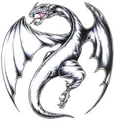 Dragon Tattoo #Dragon  #Tattoo Ideas