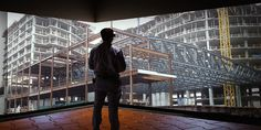 VR technology applications like PrioVR, IrisVR, Oculus Rift and HoloLens are associated with construction design professionals. This technology has changed presence & future of AEC industry. BIM with VR are used by architects, drafter and designers to get more ideas to evaluate, modify and sketch the designs in virtual environment.