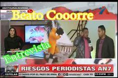 ¡¡BEATO CORRE!! Entrevista A Beato En AN7