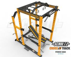 Schultz Power Cage SZ-PWCG3