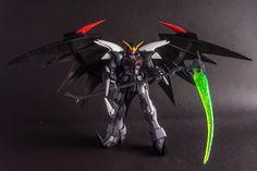 Gundam Deathscythe Hell 1/100 MG 001    Photographer: Zanti Jimenez