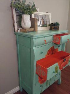 Details About 1950 S 1960 S Nursery Dresser Infants Childs