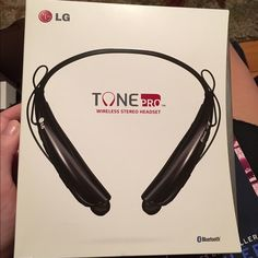 LG Tone Pro wireless stereo headset BRAND NEW AND NEVER OPENED LG Other