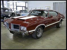 1971 Oldsmobile Cutlass 442 Resto Mod 383 CI, Automatic presented as lot L153 at Kissimmee, FL 2013 - image1
