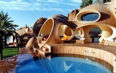 Australia house, futuristic design, futuristic home, tv