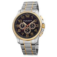 Shop for August Steiner Men's Quartz Multifunction Stainless Steel Mesh Silver-Tone Bracelet Watch. Get free delivery On EVERYTHING* Overstock - Your Online Watches Store! Stainless Steel Mesh, Stainless Steel Bracelet, Rugged Men, Online Watch Store, Watch Sale, Gold Watch, Watch Bands, Bracelet Watch, Watches For Men