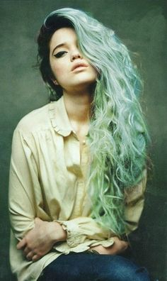Mermaid Hair   We Can't Live Like Jack and Sally