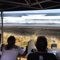 Ruapuke Beach, Raglan, New Zealand. March 2013.