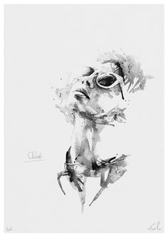 Black & White portraits on Behance
