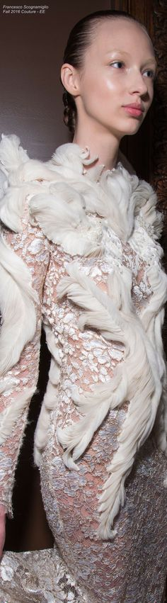 Francesco Scognamiglio Fall 2016 Couture - EE