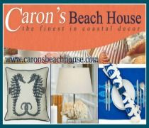 Everything Coastal....: Caron's Beach House and Monday Hiccups