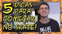 5 Dicas para quem está começando a andar de skate.. - Clube do skate.