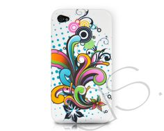Joie Series iPhone 4 Silicone Case - Carnivals