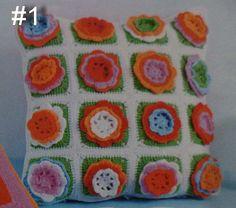 Pillow case   / Crochet pillow / cushion pillow / Crochet pillowcase / Made to order