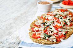 Receita Fitness Rápida: Base de Pizza com Quinoa