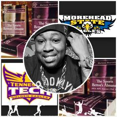 """2/26/15 NCAAB Sports Bettors Almanac Update: #TennesseeTech #GoldenEagles vs #MoreheadSt #Eagles (Take: Eagles -8)(THIS IS NOT A SPECIAL PICK ) """"The Sports Bettors Almanac"""" SPORTS BETTING ADVICE  On  99% of regular season games ATS including Over/Under   1.) """"The Sports Bettors Almanac"""" available at www.Amazon.com  2.) Check for updates   Marlawn Heavenly VII (SportyNerd@ymail.com)  #NFL #MLB #NHL #NBA #NCAAB #NCAAF #LasVegas #Football #Basketball #Baseball #Hockey #SBA #Boxing #Business"""
