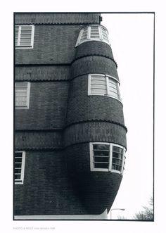 Amsterdam School, Visit Amsterdam, Art Nouveau, Art Deco, Brickwork, School S, Amazing Architecture, Windmill, Netherlands