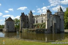 Château la Brède de Montesquieu - near from Bordeaux