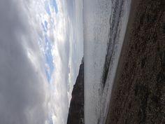 Playa de Aguadulce en otoño