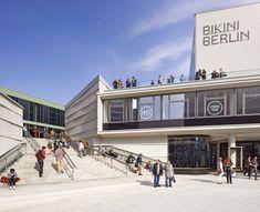 Must see: Bikini Berlin Concept Mall - Crossmarks #mustsee #BikiniBerlinConceptMall #crossmarks