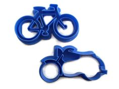 #Bicycle Cookie Cutter