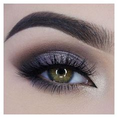 Purple Makeup ❤ liked on Polyvore featuring beauty products, makeup, eye makeup, eyes, beauty and makeup looks