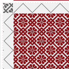 draft image: Page 151, Figure 12, Donat, Franz Large Book of Textile Patterns, 16S, 16T