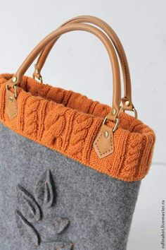 Tote Bag - pumpkin soup bag by VIDA VIDA 4lC7hCsh2