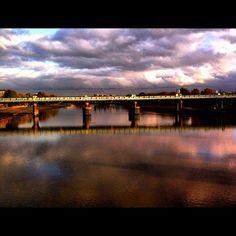 Putney rail bridge