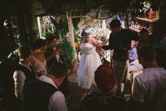 Wedding reception in Rethymnon Wine cellar - Enoteca Photographer : Graham Hodgetts Rethymno Crete, Garden Venue, Wine Cellar, Graham, Bridal Dresses, Wedding Reception, Dancer, Clouds, Weddings