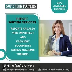 Get your report written by professionals www.superiorpapers247.org; superiorpapers247@gmail.com; Call Or WhatsApp: +1 628 270 4648 Best Essay Writing Service, Paper Writing Service, Report Writing, Writing Help, Academic Writing Services, Academic Writers, Business And Economics, Custom Writing, Term Paper