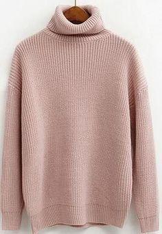 Women Sweaters Pullovers Turtleneck Sweater Women Twisted ...