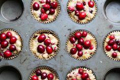 Orange Cranberry Muffins - Comfy Belly #glutenfree #grainfree #paleo