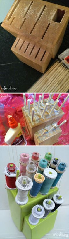 20 Unbelievably Clever Ideas To Transform Trash To Treasure — Our Habitat Glass Jars, Candle Jars, Paint Stirrers, Old Sink, Sand And Water Table, Old Tires, Cord Organization, Amazing Transformations, The Bell Jar