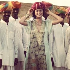 gypset - turban dress ups in rajasthan,India
