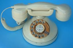 This is an Italian made phone by Automatic Electric.