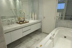 Banheiro empreendimento Les Residences de Monaco #RJ