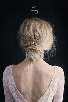 Bridal Hair Trends 2015 - 201616