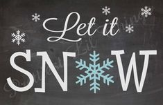 Shabby Chic Chalkboard Let It Snow Christmas Holiday Sign Snowflake Frozen Wall . - Shabby Chic Chalkboard Let It Snow Christmas Holiday Sign Snowflake Frozen Wall Art Typography Home - Chalkboard Doodles, Chalkboard Writing, Chalkboard Drawings, Chalkboard Lettering, Chalkboard Designs, Hand Lettering, Chalkboard Ideas, Chalkboard Quotes, Fall Chalkboard