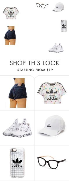 """""""adidas"""" by maryharvey122 on Polyvore featuring adidas Originals, adidas and Casetify"""