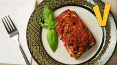 Mixed vegetables parmesan - Recipe by The Vegan Corner