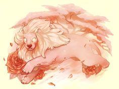 SU: Lion by Vaahlkult.deviantart.com on @DeviantArt