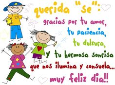 Frases de cumpleaños para la maestra | Felicitaciones, mensajes y frases de…