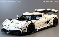Lego Racers, Lego Technic, Koenigsegg, Cars, Model, Autos, Scale Model, Car