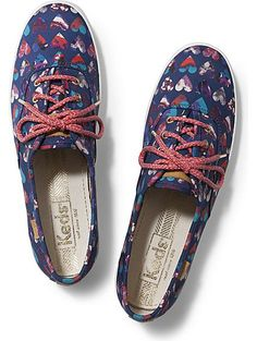 fe79d213b09 Collection by Keds · Spring Lookbook owner. Follow. LIBERTY CHAMPION  HEARTS