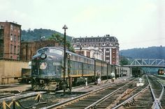 The Metropolitan Special was the workhorse passenger train of the Baltimore and Ohio Railroad during the 1920s–1960s.