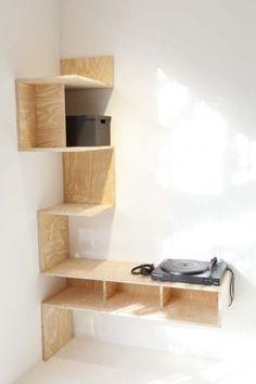 Hanging Media Storage - Foter