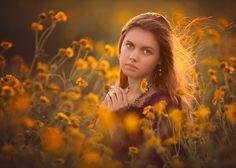Golden Girl by Lisa Holloway