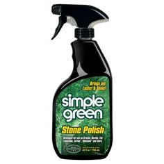 Simple Green 32 oz. Stone Polish-3710001218402 - The Home Depot